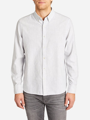 FULTON OXFORD SHIRT GREY HERITAGE LINE