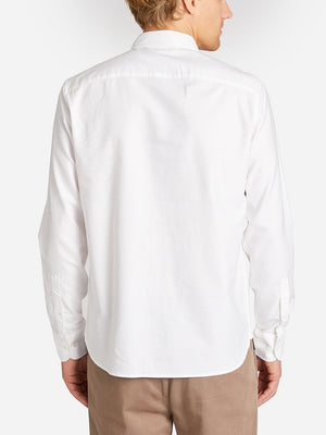 FULTON OXFORD SHIRT WHITE HERITAGE LINE