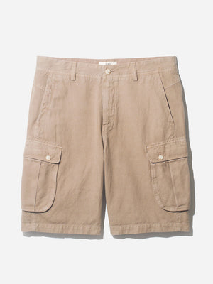 CARGO SHORT WALNUT