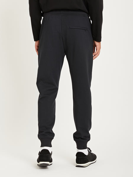 BLACK ONS x DTT creative live collaboration double knit jogger