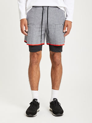 GREY ONS Death to Tennis Creative Lab track shorts