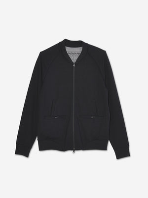 BLACK ONS x DTT creative live collaboration  double knit jacket
