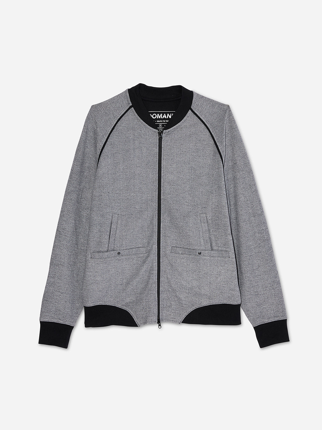 GREY ONS x DTT creative live collaboration  double knit jacket