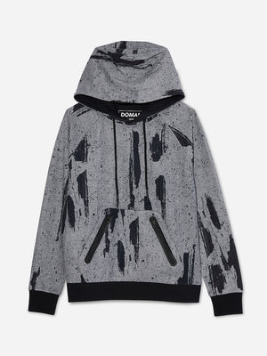 TREAD CAMO ONS x DTT creative live collaboration hoodie sweatshirt