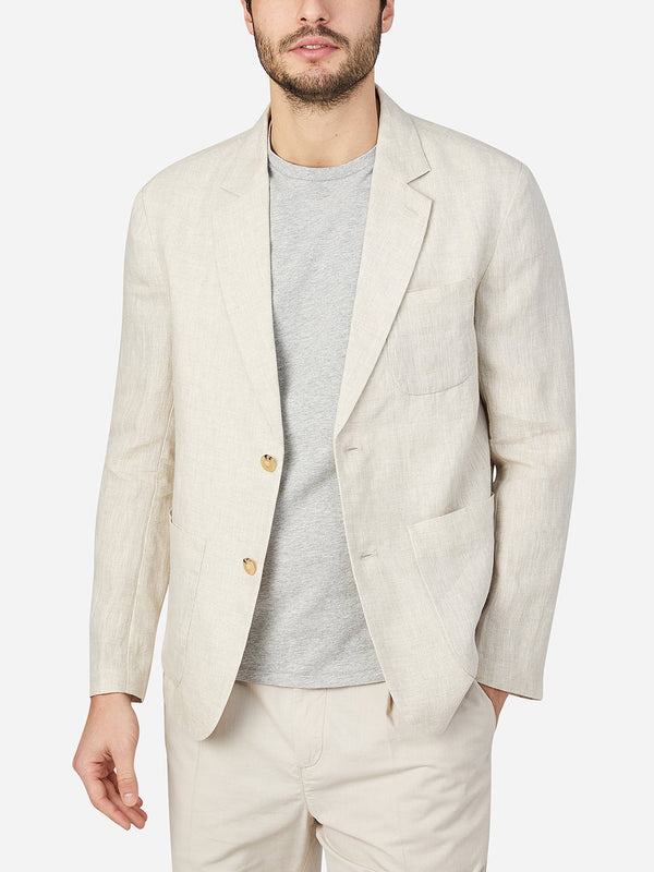 BEIGE blazers for men emery blazer ons clothing