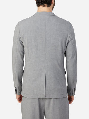 LIGHT GRAY blazer for mens conduit blazer ons clothing