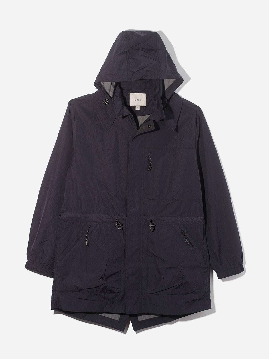 MARINER PACKABLE PARKA