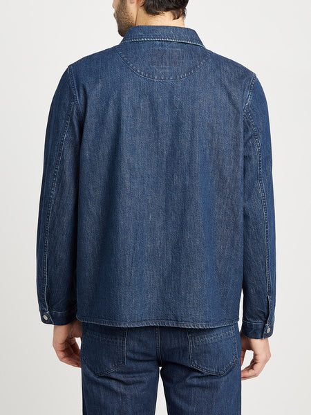 INDIGO jackets for men remi chore coat ons clothing