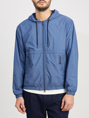 BLUE jackets for men lanier hooded jacket ons clothing