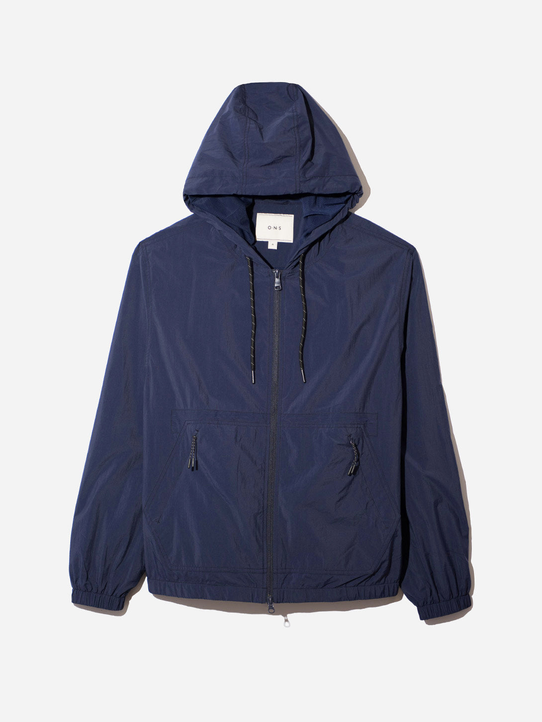 NAVY jackets for men lanier hooded jacket ons clothing