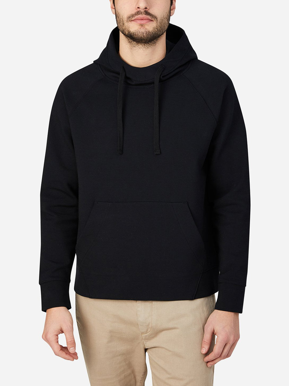 JET BLACK hoodie for men ons clothing rover hoodie black friday deals