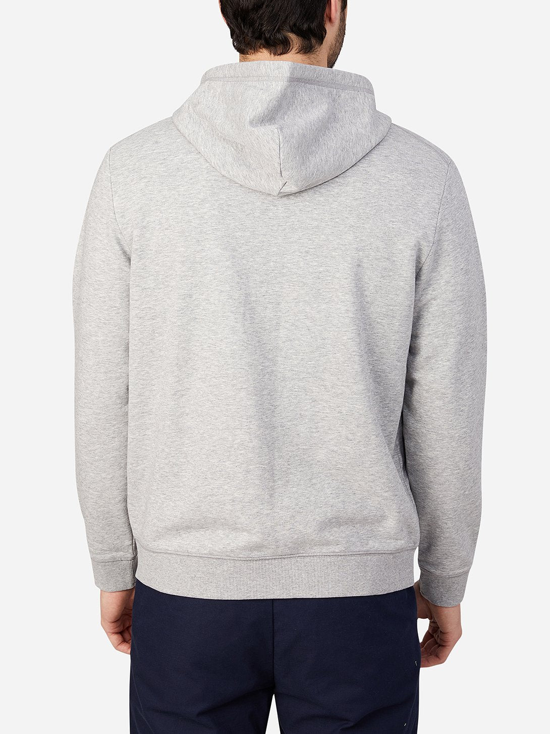 HEATHER GRAY zip sweatshirt for men zip hoodie ons clothing black friday deals