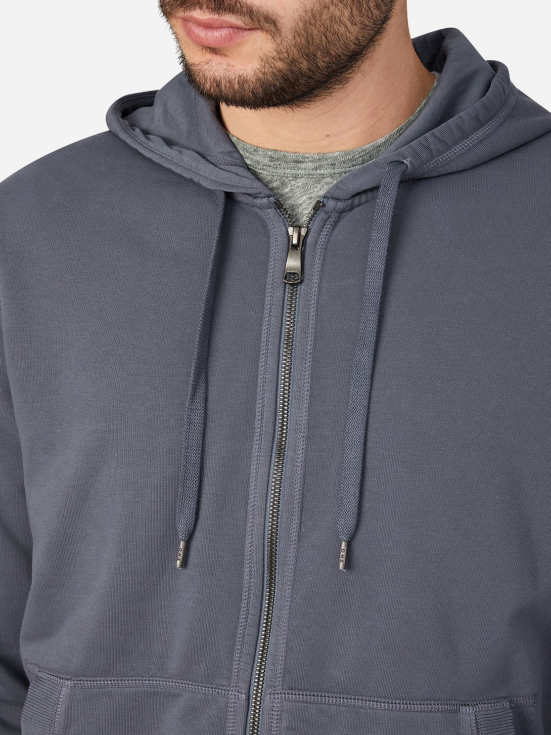 INDIGO zip sweatshirt for men zip hoodie ons clothing black friday deals