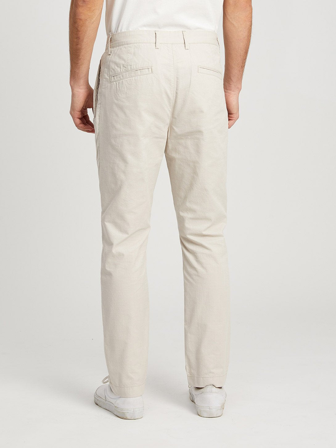 LIGHT KHAKI pants for men modern chino ons clothing