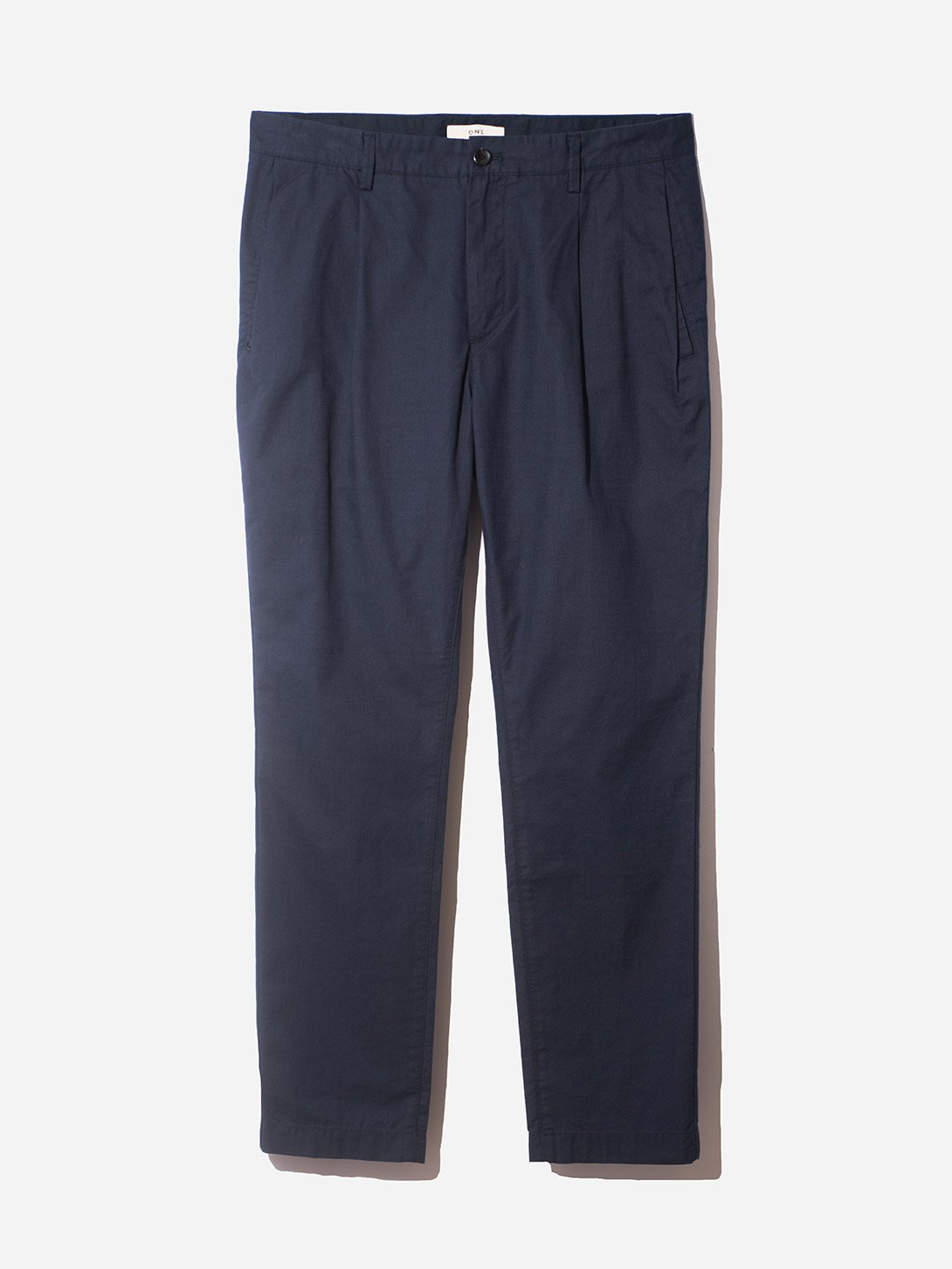 NAVY pants for men modern chino ons clothing