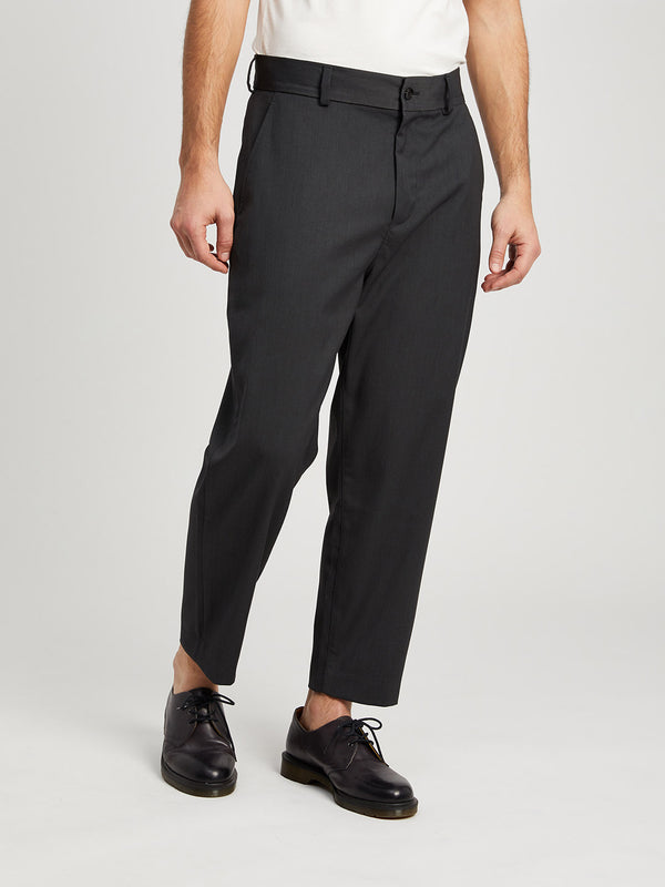 DARK GREY pants for men astor trouser ons clothing