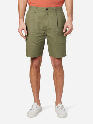 OLIVE GREEN shorts for men modern shorts ons clothing