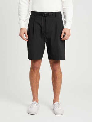 JET BLACK shorts for men marcie shorts ons clothing