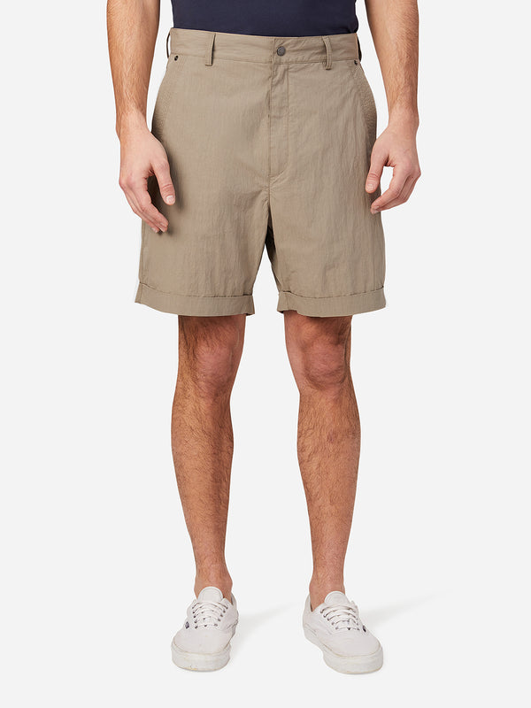 CEMENT GREY mens shorts devon shorts ons clothing