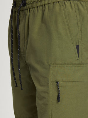 OLIVE GREEN shorts for men marlo shorts ons clothing