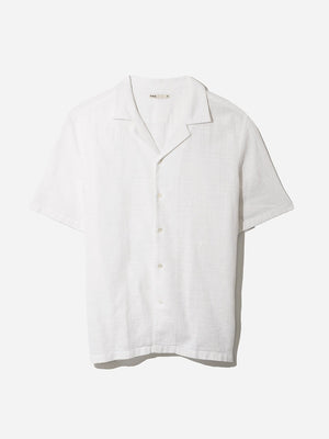 WHITE shirts for men rockaway lightweight jacquard ons clothing