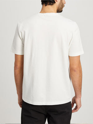 WHITE t shirts for men niland pocket tee ons clothing