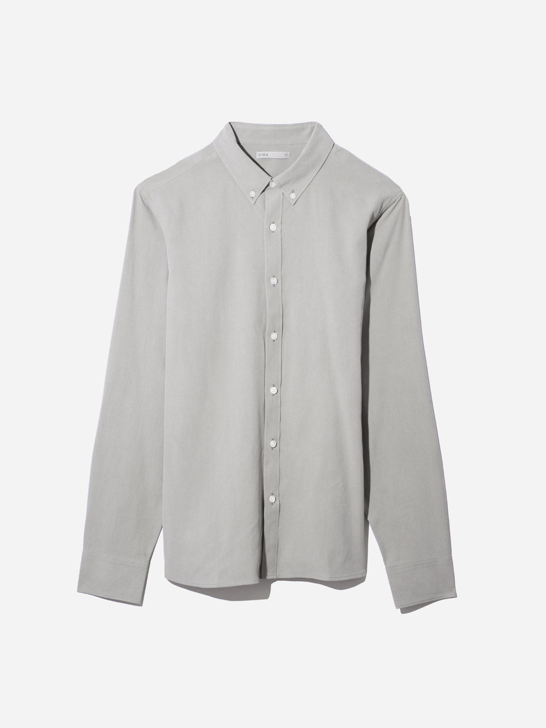 GRAY button down shirt for men fulton silk shirt ons clothing