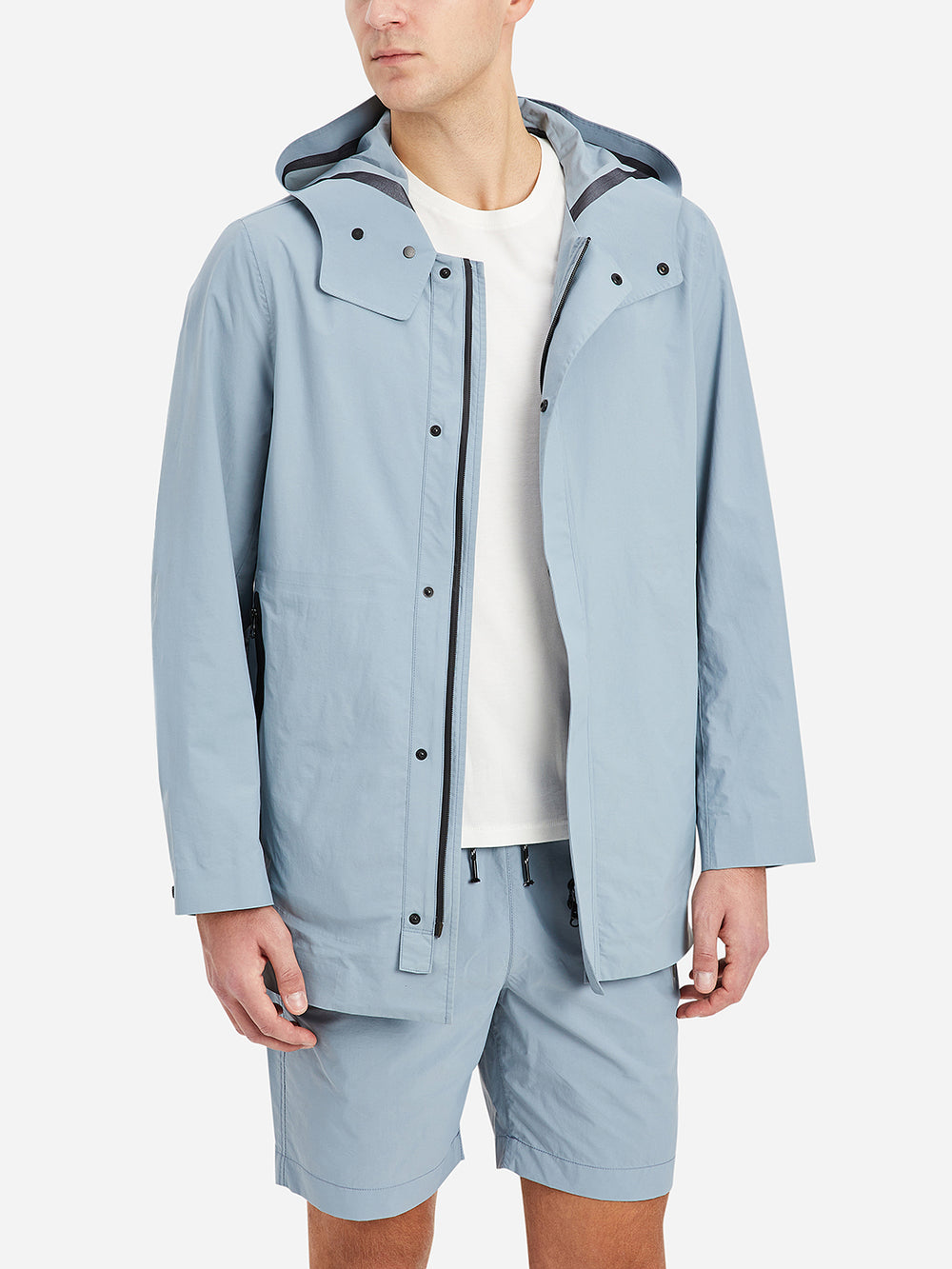 Blue Dreams Reese Parka Men's nylon coats ONS Clothing