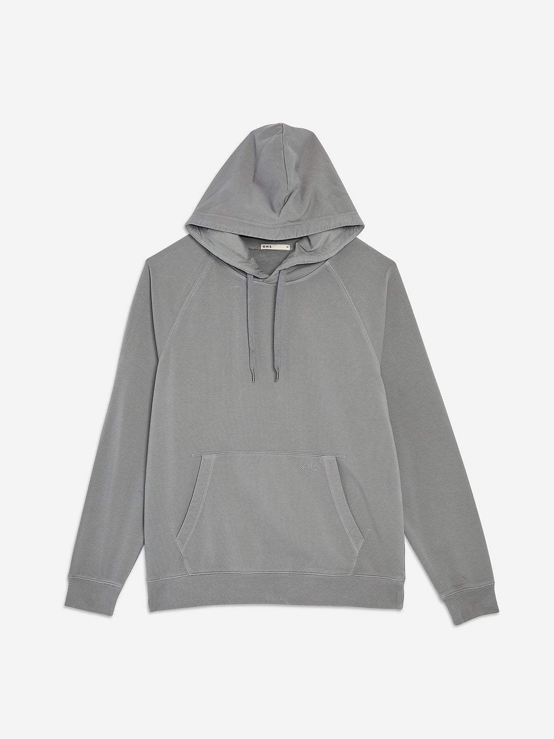 ONS Clothing Men's Harper Hoodie in Charcoal