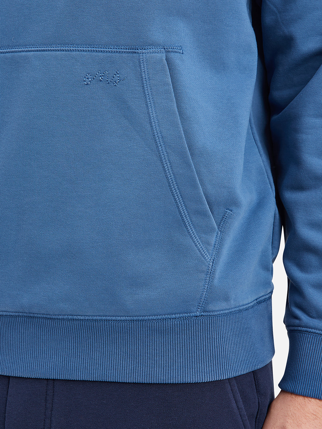 ONS Clothing Men's Harper Hoodie in Ensign Blue