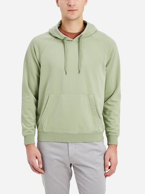 ONS Clothing Men's Harper Hoodie in Seagrass Green