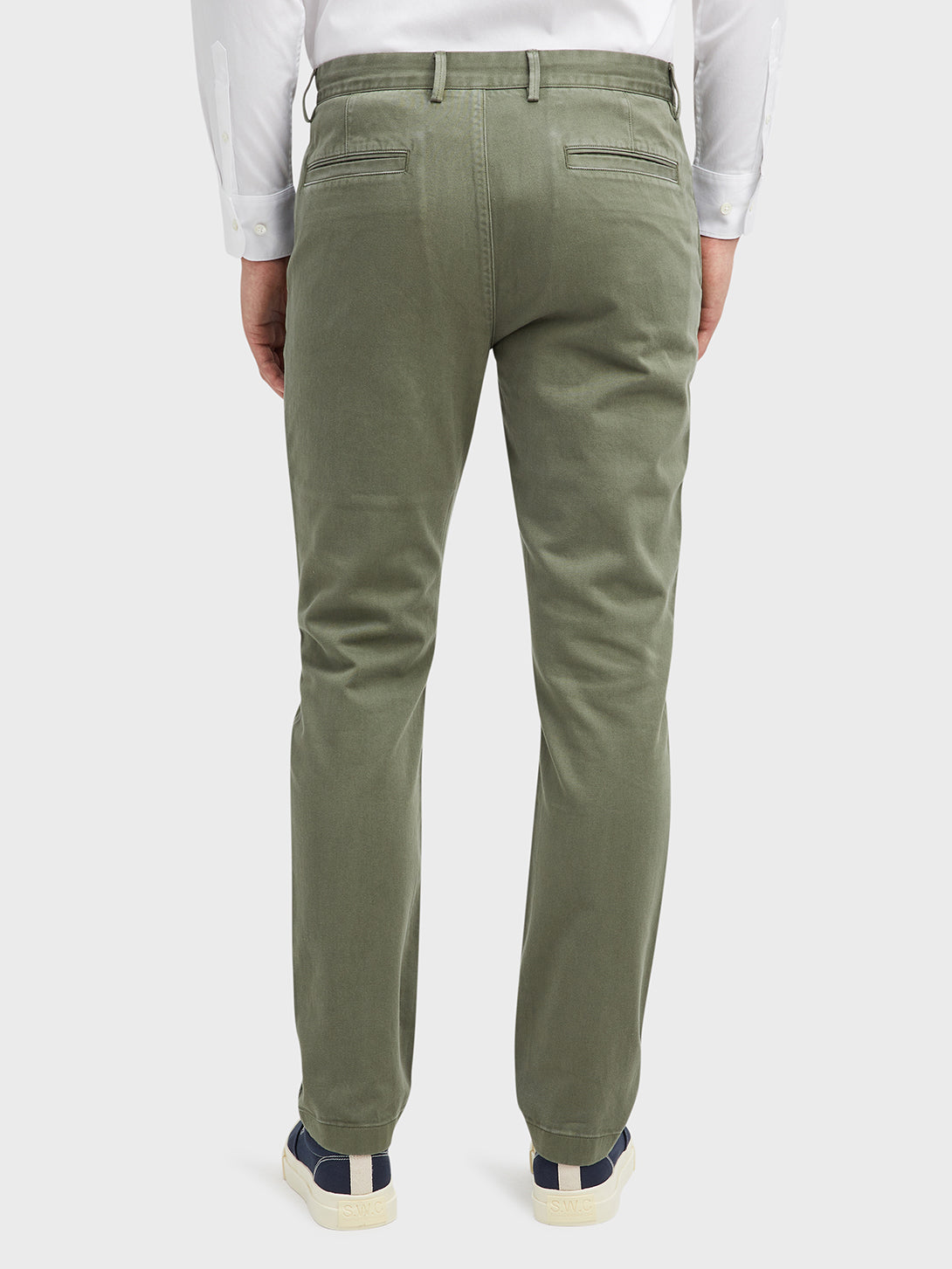 Green Clover Rider Chino Men's cotton pants ONS Clothing