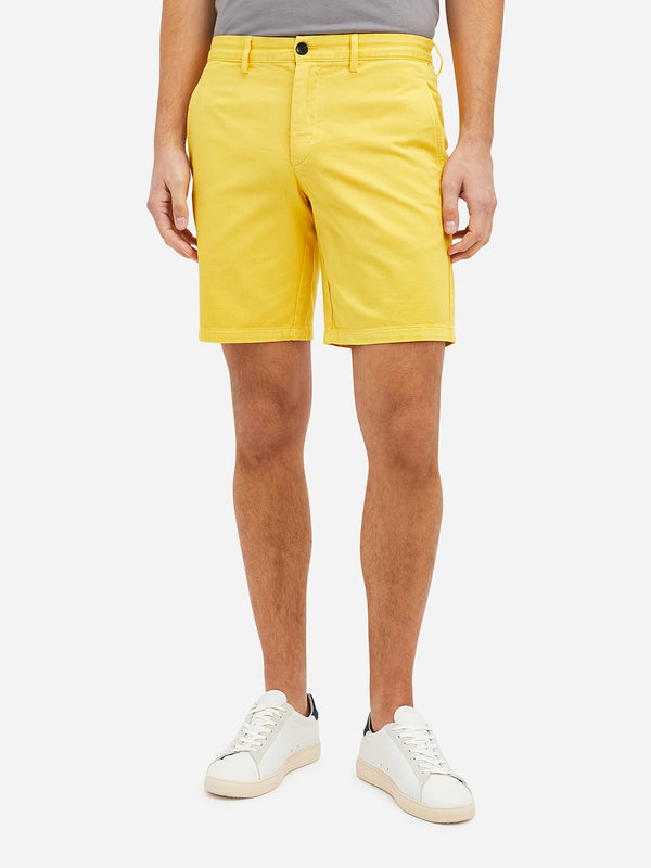 Super Yellow Jackson Shorts Men's cotton shorts ONS Clothing