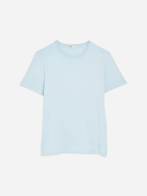 Blue Dreams Village Crew Neck Tee Men's supima cotton tees ONS Clothing