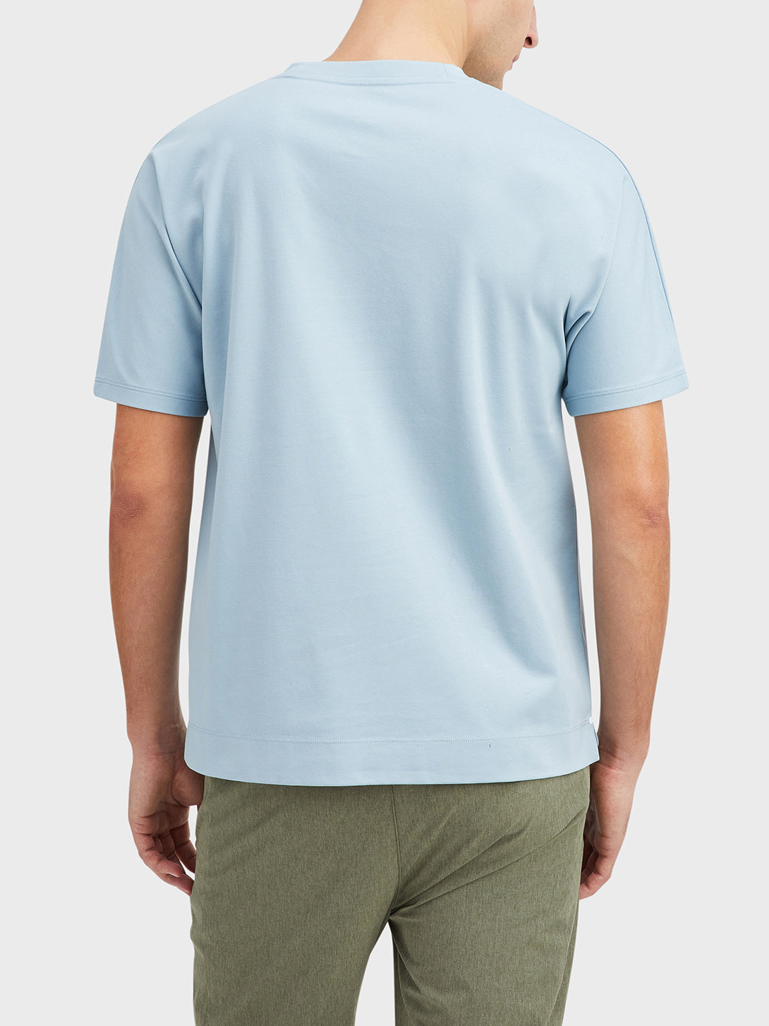 Blue Dreams Reno Crew Neck Tee Men's cotton t-shirts ONS Clothing