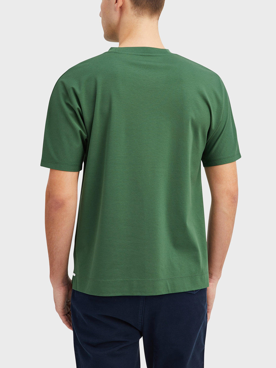 Green Pastures Reno Crew Neck Tee Men's cotton t-shirts ONS Clothing