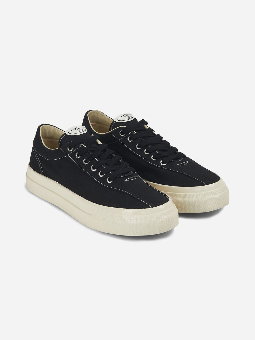 DELLOW - CANVAS BLACK