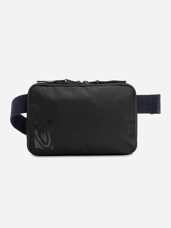 JET BLACK GRANITE SLINGSHOT CROSSBODY BAG TIMBUK2