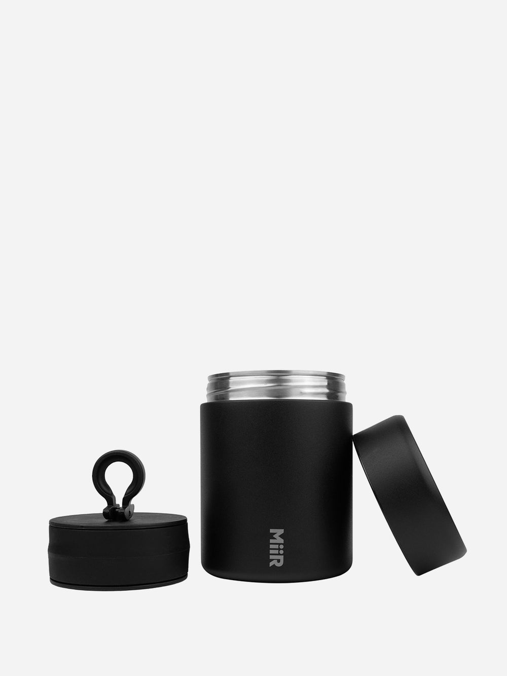 BLACK coffee canister coffee mug for travel Miir