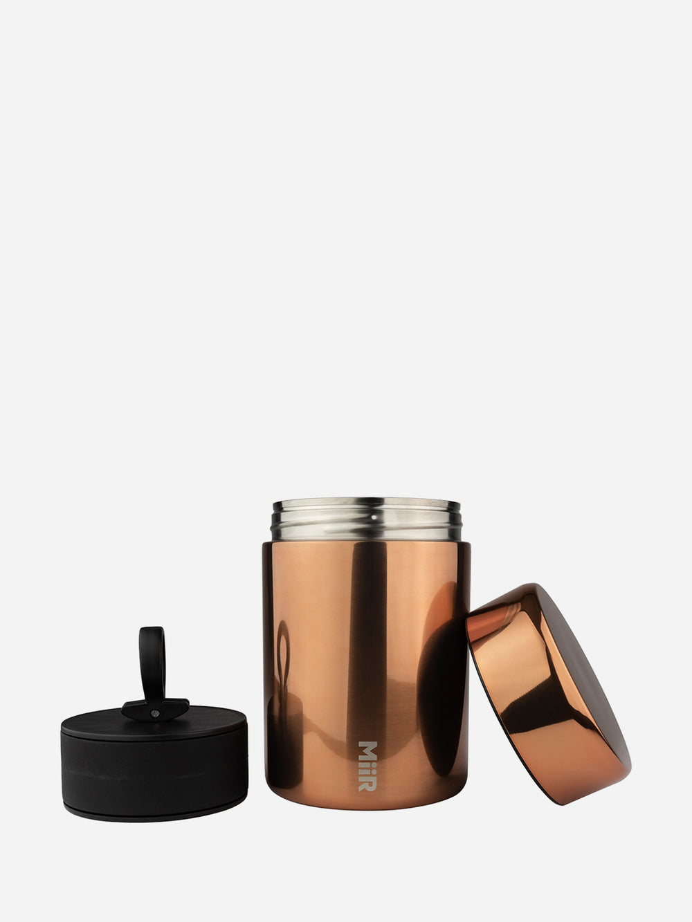 COPPER coffee canister coffee mug Miir