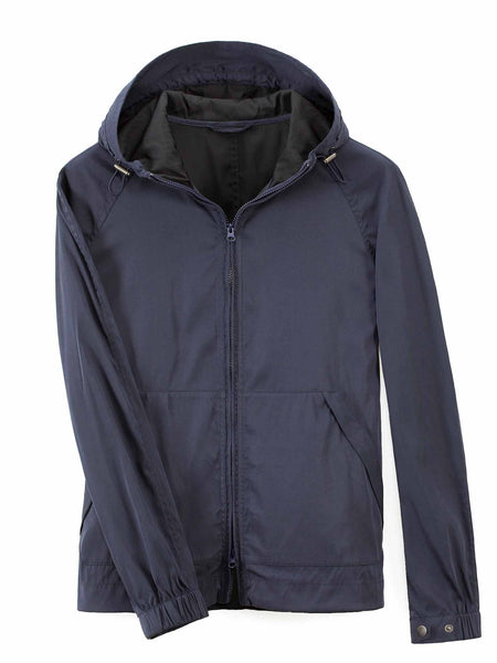NAVY SCOUT WINDBREAKER