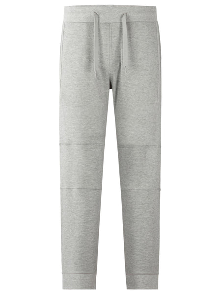 LT. GREY H. DOUBLE KNIT JOGGER