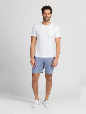 ons garage men's shorts PALE INDIGO