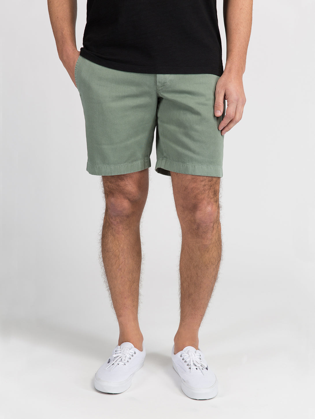 ons garage men's shorts MINT