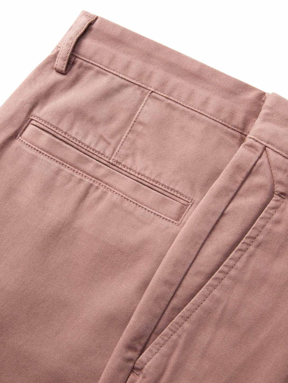 ons garage men's shorts MAUVE