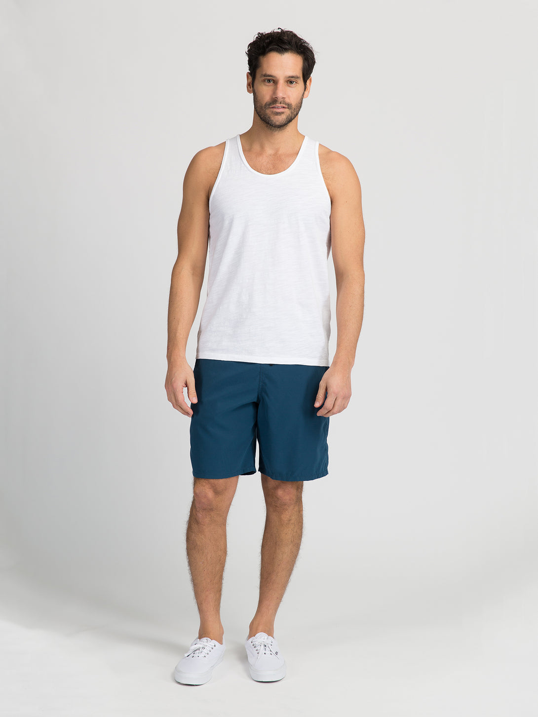 ons garage men's shorts TEAL