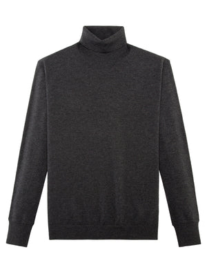 ons garage men's sweater CHARCOAL