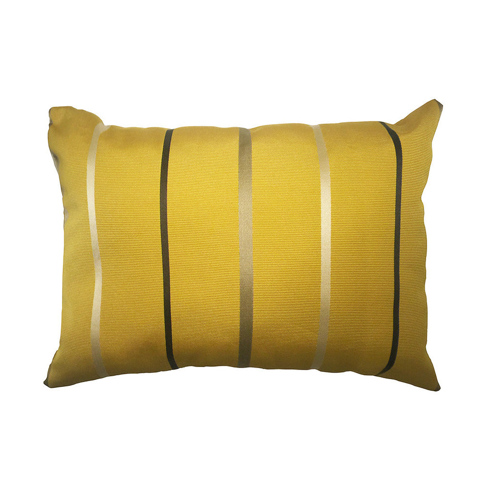 Striped Travel Pillow