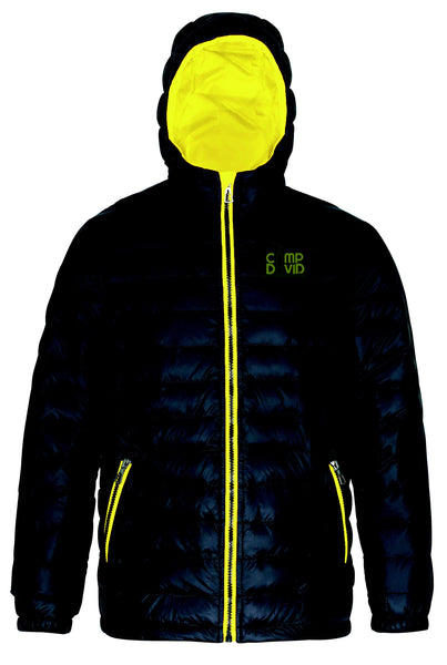 New Women's Fashionable Casual Hooded Padded Jacket by Camp David