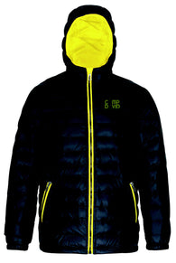 New Men's Fashionable Casual Hooded Padded Jacket by Camp David